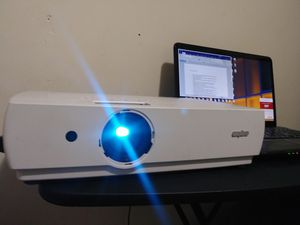 Urgent! Projector best for movie. Slide the picture to proof for Sale in Hyattsville, MD