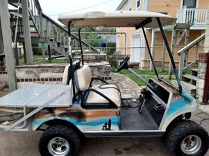 2010 gulf cart electric runs for Sale in Houston, TX