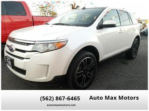 2013 Ford Edge SEL 4dr Crossover for Sale in Long Beach, CA