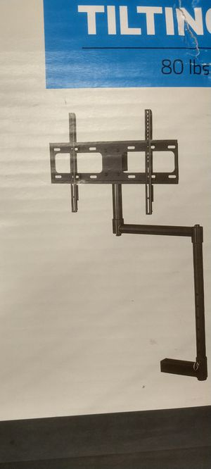 Tailgate tv mount 22 to 60 inches for Sale in Plano, TX