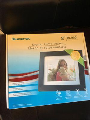 Digital photo frame for Sale in Orlando, FL