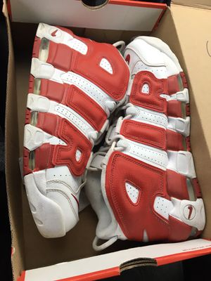 Nike more uptempo for Sale in Hialeah, FL