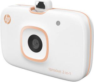 HP Sprocket Camera Photo Printer in one for Sale in Clinton Township, MI