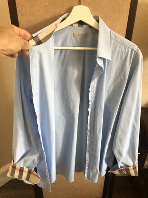 Burberry Shirt for Sale in Frisco, TX