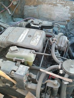 "Motor Volvo Penta 7.4 Y O Barco Completo P Proyecto ""Solo Barco"" for Sale in Bell Gardens,  CA"