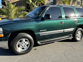 2003 Chevy Tahoe for Sale in Murrieta,  CA