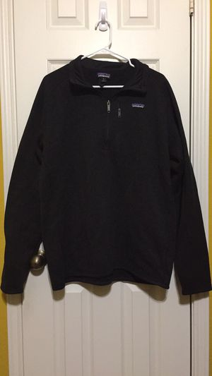 Patagonia men's XL sweatshirt pullover jacket for Sale in Coppell, TX