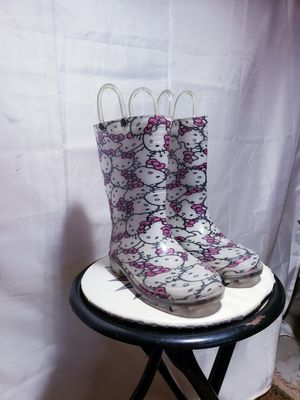 Western Chief Hello Kitty Girls' Rain Boots for Sale in Sacramento, CA