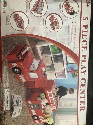 Kids desk and storage bin for Sale in Norfolk, VA