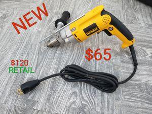 brand new dewalt variable speed drill $120 +tax retail for Sale in Littlerock, CA