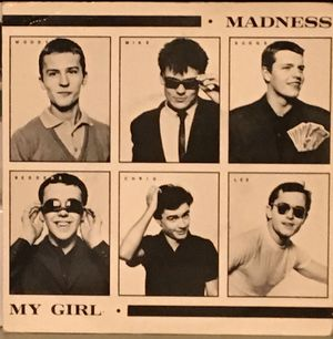 Madness ska uk punk 7-inch vinyl record single not LP album for Sale in Austin, TX