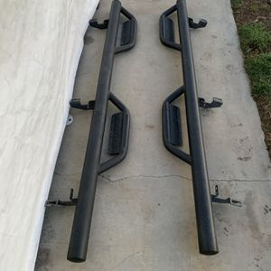 Jk Jeep Running Boards 07-18 for Sale in Chino, CA