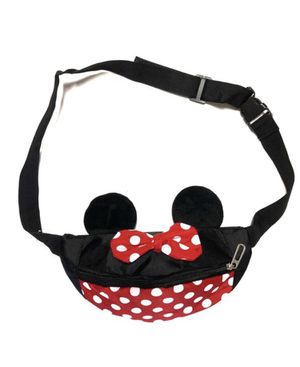 Minnie Mouse waist bag $10 each for Sale in Bellflower, CA