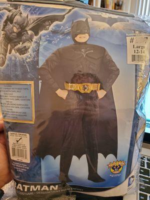Dark Knight Batman Kids Halloween Costume for Sale in Fullerton, CA
