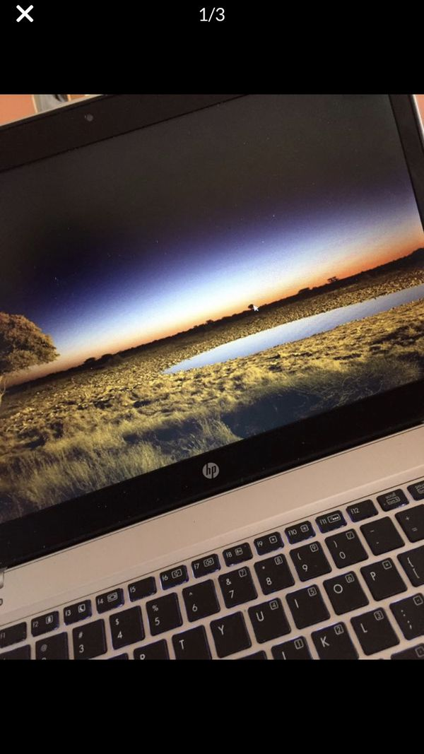 Hp elite book with extra software