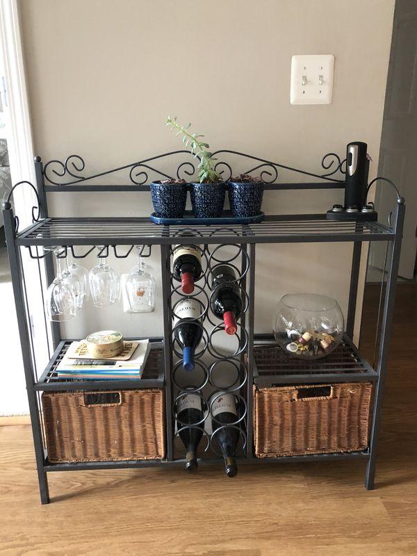 Wine rack/cart
