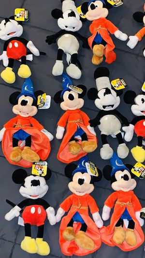 Mickey Mouse collectible toys and dolls for Sale in West Covina, CA