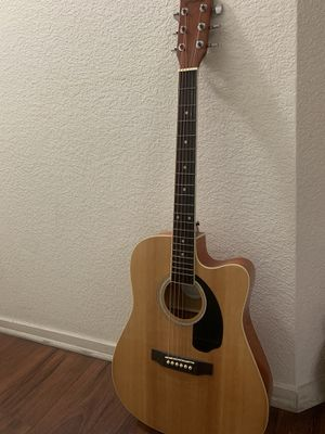 Electric Acoustic Guitar for Sale in San Diego, CA