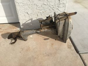 vintage 1940's champion outboard for Sale in Mesa, AZ