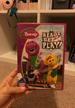 Barney Ready Set Play for Sale in Tampa, FL