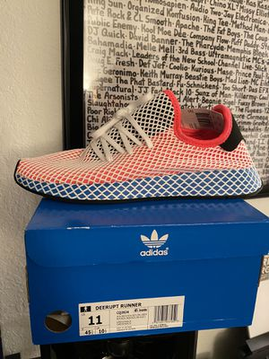 Adidas Deerupt Runner size 11 brand new for Sale in Sunny Isles Beach, FL