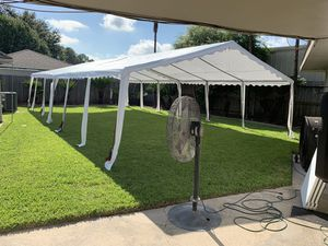Party Tents (Carpas)/ Cooling Fans (Abanicos) and More for Sale in Pearland, TX
