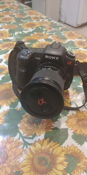 Sony camera for Sale in Santa Ana, CA