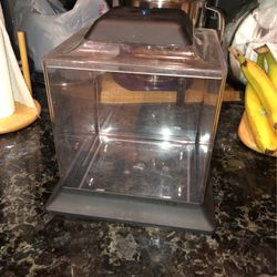 1 Gallon LED fish Tank for Sale in Happy Valley,  OR