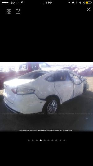 🚨🚨2016 Ford Fusion Parts Only 🚨🚨para Partes for Sale in Phoenix, AZ