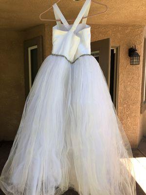 Beautiful flower girl dress for Sale in Clovis, CA