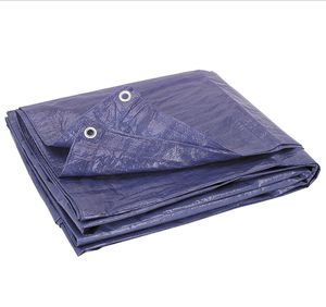 Blue and gray All Purpose/Weather Resistant Tarp for Sale in Ventura, CA