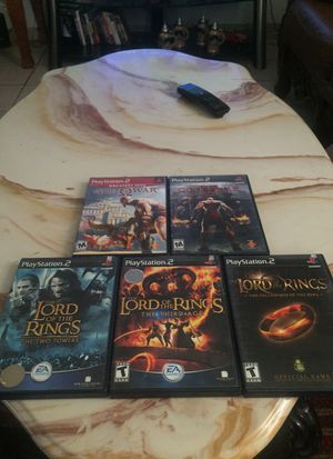 PS2 games for Sale in East Los Angeles, CA
