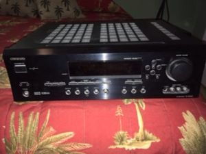 Onkyo receiver - reduced for Sale in Cary, NC