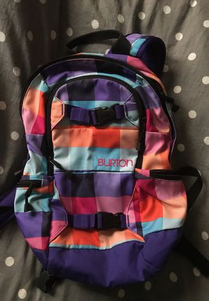 Burton backpack for Sale in Lakewood, OH