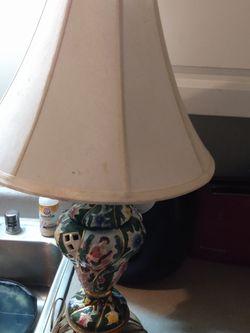 Antique Capodimonte Table Lamp for Sale in Jonesboro,  AR