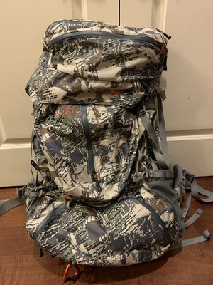 Sitka Mountain Hauler 6200 Backpack-Used for Sale in Portland, OR
