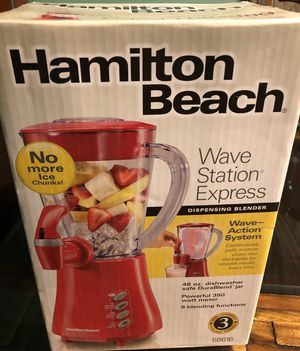 Hamilton Beach Wave Station Express Blender for Sale in St. Louis, MO
