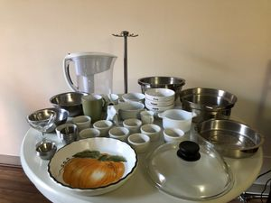 Assorted Kitchen items - name your price, offer up! for Sale in Arlington, VA
