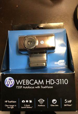HP WEBCAM HD for Sale in Manassas, VA