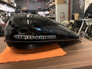 Harley Davidson OEM Touring Gas Tank Vivid Black for Sale in Chicago, IL