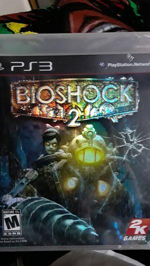Brand new bioshock 2 for Ps3 for Sale in Pomona, CA