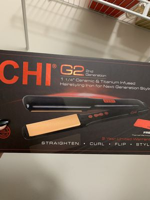 Slightly used Chi G2 for Sale in Brownsburg, IN