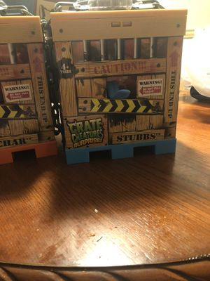 2 crate creatures suprise for Sale in Houston, TX