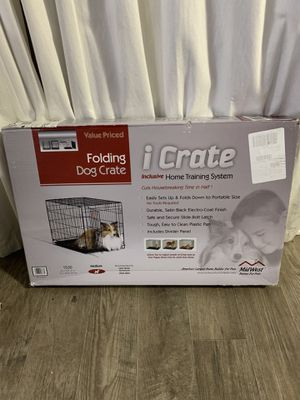 Folding Dog Crate - New in Box for Sale in Baltimore, MD