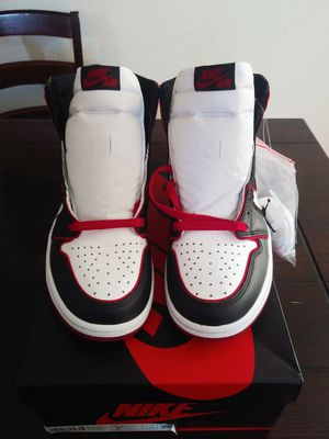 Jordan Retro 1 Bloodline men size 9 DS for Sale in March Air Reserve Base, CA
