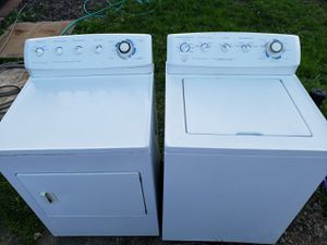 Frigidaire washer & dryer for Sale in Gilroy, CA
