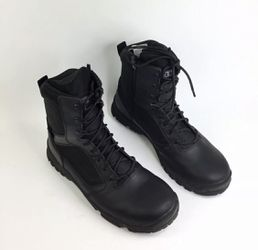 Danner Mens Lookout Side Zip Black Military Boot Size 13 Worn Great Condition for Sale in Las Vegas,  NV