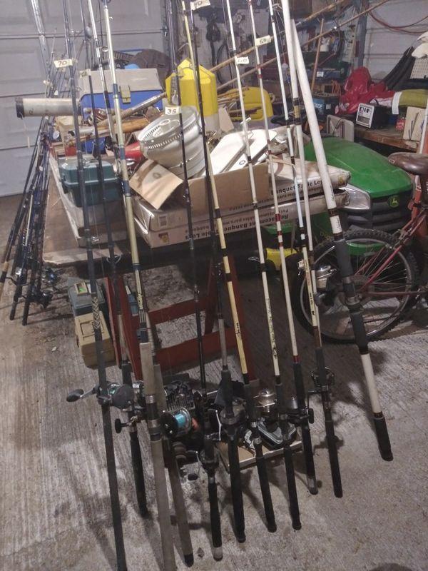 New & Refurbished rod & reels