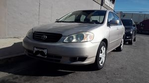2003 toyota corolla ls for Sale in Whittier, CA