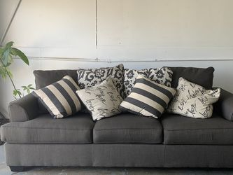 Dark Grey Couch for Sale in Pacifica,  CA